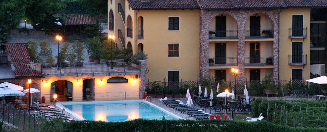 Ristorante Hotel Brezza Barolo