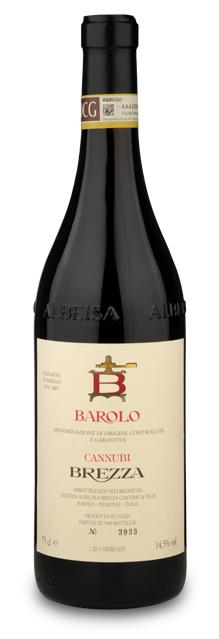 Barolo DOCG Cannubi-Brezza