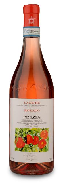 Langhe DOC Rosato-Brezza
