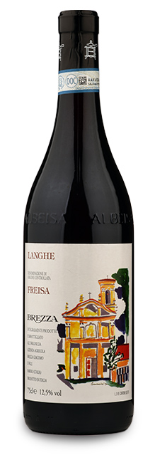 Langhe Freisa - Cantina Brezza